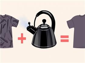 Những cách làm thẳng quần áo tiện lợi dành cho những người lười ủi đồ