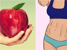 5 ngày ăn táo cho người mới bắt đầu tập giảm cân