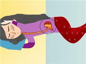 Sai quá sai nếu bạn vẫn quen kiểu nằm ngủ nghiêng bên phải như thế này