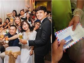 Những nguyên tắc lịch sự khi dự đám cưới ai cũng cần biết
