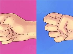 """Nhìn nắm tay, """"bắt bài"""" trúng phóc tính cách của bạn"""