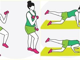 4 bài tập đơn giản nhưng giúp eo thon, bắp đùi săn chắc nhanh chóng
