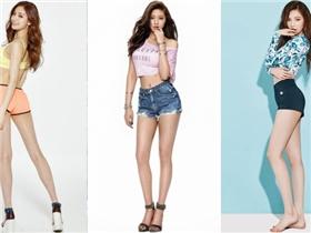 """Những mỹ nhân sở hữu đôi chân """"tỉ lệ vàng"""" đẹp nhất Kpop"""