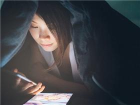 6 cách giúp hết mờ, mỏi, nhức mắt khi dùng điện thoại, máy tính