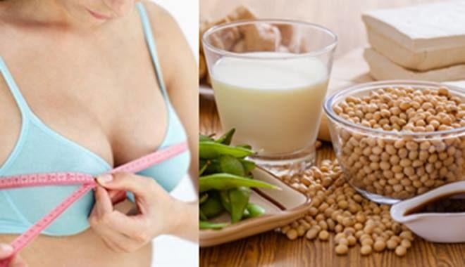 Những mẹo đơn giản giúp vòng 1 nảy nở, thậm chí to hơn cả đi bơm ngực
