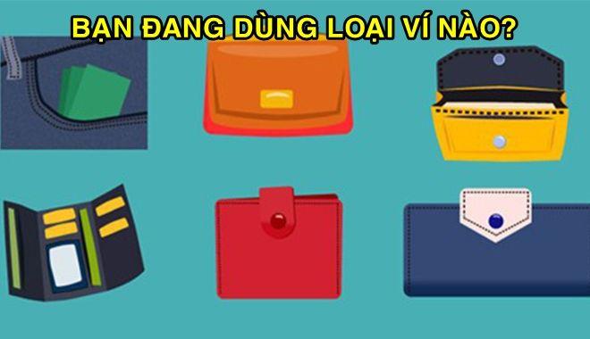 Đọc vị tính cách mỗi người khá chuẩn xác chỉ qua chiếc ví cầm tay đang dùng