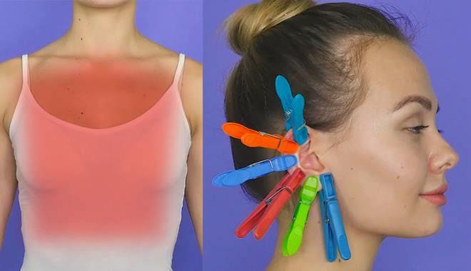 """6 mẹo cực hay điểm huyệt trên vành tai giúp giảm đau """"thần tốc"""""""