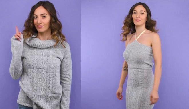 6 cách biến tấu trang phục cũ thành đồ mới ấn tượng đến mức chính bạn cũng không tin vào mắt mình