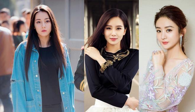 BXH 10 sao nữ đẹp tự nhiên của màn ảnh Hoa ngữ gây tranh cãi vì đàn em bất ngờ vượt mặt đàn chị