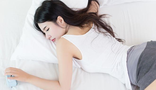 5 thói quen xấu khi ngủ khiến bạn dễ bị béo bụng