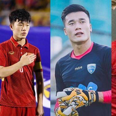 """Cười """"mệt mỏi"""" với những biệt danh siêu bá đạo của dàn cầu thủ siêu điển trai U23 Việt Nam"""
