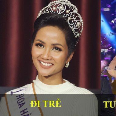 Hoa hậu Việt và những lần trở thành tâm điểm dư luận thuở mới đăng quang thumbnail