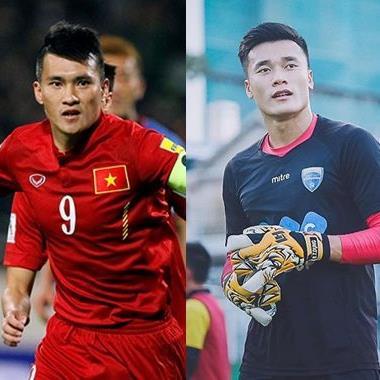 Điểm danh dàn cầu thủ đỉnh cao chiếm trọn con tim của hàng triệu người hâm mộ Việt