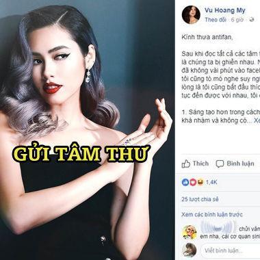 Cũng có những lúc sao Việt đanh thép đáp trả chỉ trích, chẳng ngán anti-fan như thế này thumbnail