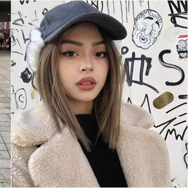 Soi kiểu tóc loạt hot girl châu Á trong năm mới: Người cắt ngắn cá tính, người cứ khư khư tóc dài