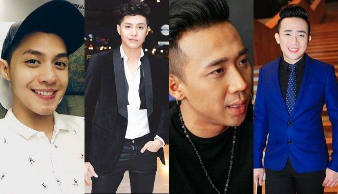 Khi dàn mỹ nam showbiz Việt bị khán giả săm soi khoảnh khắc mặt mộc và lúc trang điểm kĩ càng