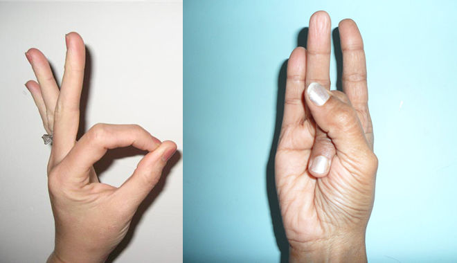 """Những động tác yoga ngón tay đơn giản giúp xua tan bệnh tật một cách """"thần kì"""""""