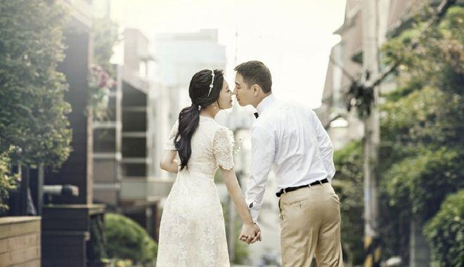 Cô gái để đàn ông hẹn hò và để kết hôn khác xa một trời một vực