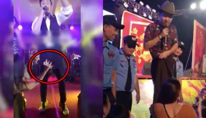 """Muôn nỗi khổ của sao Việt khi gặp fan cuồng """"sàm sỡ"""" ngay trên sân khấu đến trở tay không kịp"""