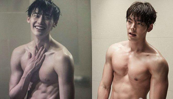 """Những sao nam Hàn lên hương nhờ sở hữu """"body 6 múi"""" chuẩn đẹp"""