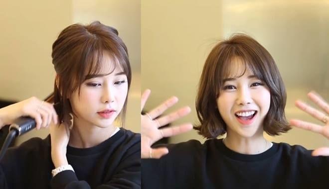 3 cách tạo kiểu tóc nhanh - gọn - lẹ giúp nàng thay đổi diện mạo tức thì