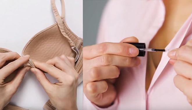 30 mẹo thú vị giúp bạn tân trang lại quần áo và giày dép đón Tết