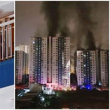 Từ vụ cháy chung cư Carina người dân cần cấp tốc học cách thoát hiểm khi cháy nổ bất ngờ xảy ra thumbnail