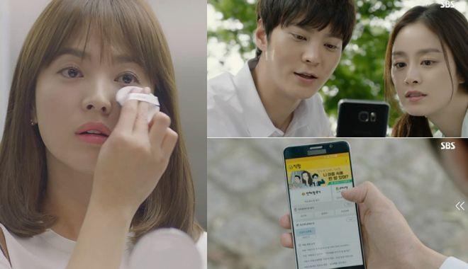 """Những màn quảng cáo """"bá đạo"""" trên phim Hàn khiến khán giả cười ngất"""