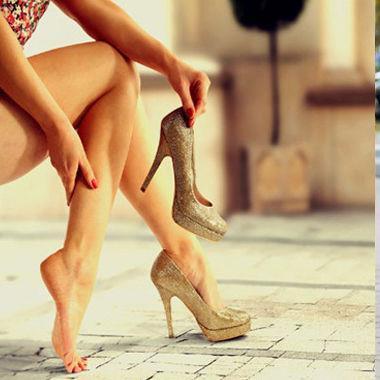 10 tuyệt chiêu đi giày cao gót chuẩn như siêu mẫu mà không lo bị đau thumbnail