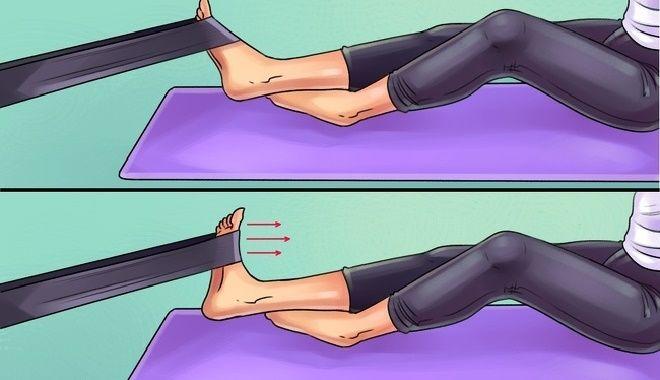 Bỏ túi 7 bài tập dành để đẩy lùi cơn đau đầu gối, ngón chân và xương khớp