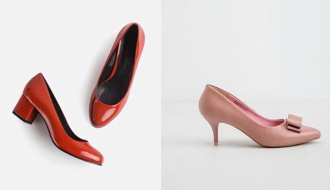 Tips chọn giày hàng hiệu cho những nàng sành điệu