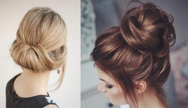 Mùa nóng thêm phần mát mẻ nhờ những kiểu tóc búi này!