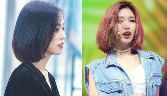 """Chán tóc dài, loạt nữ idol Kpop rủ nhau """"xuống tóc"""": Người quyến rũ, người khác lạ bất ngờ"""