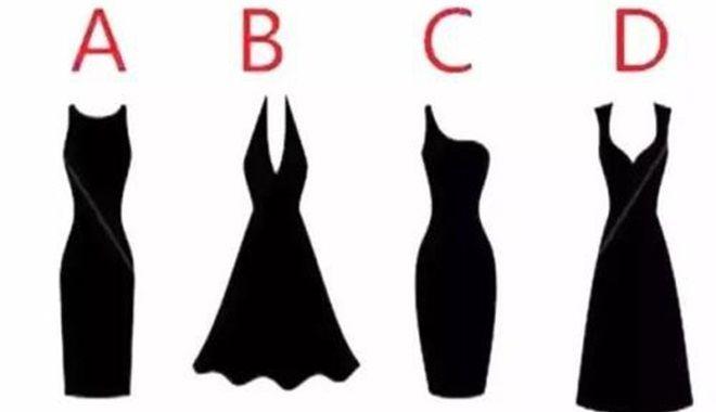 Hé lộ cách nhìn của người đối diện dành cho bạn qua chiếc đầm dạ hội yêu thích