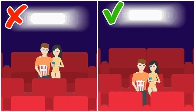 """9 bí mật mà nhân viên ở rạp chiếu phim không bao giờ """"hé răng"""""""