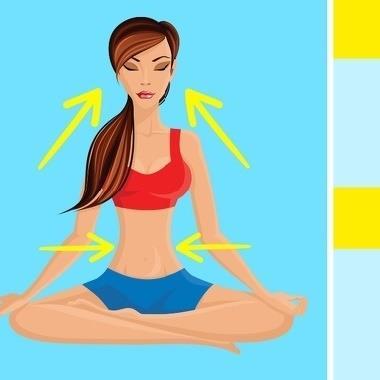 Biết thở theo 8 cách này thì không cần tập gập bụng vẫn đốt mỡ bụng đến không ngờ thumbnail