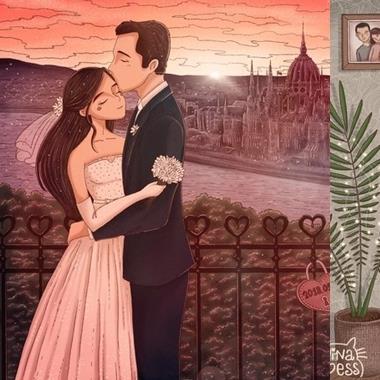 """Bộ ảnh đẹp về tình yêu lãng mạn, siêu ngôn tình chống chỉ định với """"dân FA"""""""
