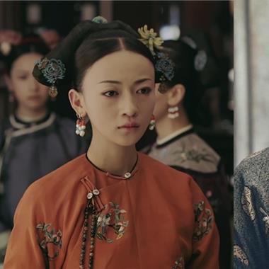 12 cung hoàng đạo là nhân vật nào trong bộ phim Diên Hi công lược?