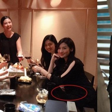 Á hậu Dương Tú Anh đang mang thai con đầu lòng sau khi lên xe hoa gần 1 tháng?