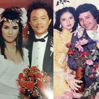 """Loạt ảnh cưới từ thời """"ông bà anh"""" của các nghệ sĩ Việt khiến ai cũng bất ngờ và thích thú khi xem"""