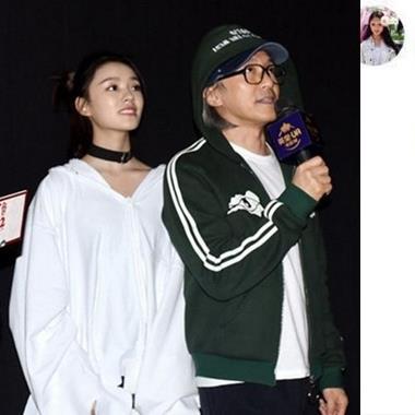 """Châu Tinh Trì U60 đã về ra mắt gia đình nữ diễn viên chính của phim """"Mỹ nhân ngư"""" Lâm Doãn"""