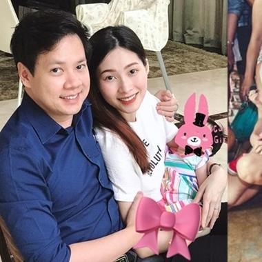 Đây là những ông bố bà mẹ nổi tiếng giấu mặt con kĩ nhất showbiz Việt thumbnail
