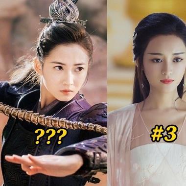 """Netizen Trung xếp hạng 8 đại mỹ nhân của """"Hương Mật Tựa Khói Sương"""": Nữ chính lại gần chót bảng"""