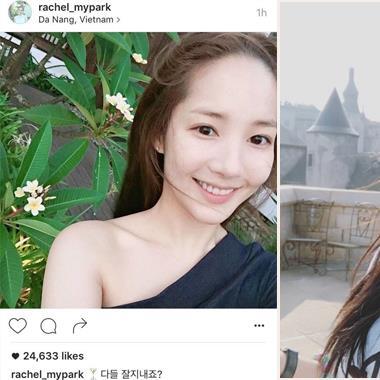 Không chỉ Park Min Young, loạt sao Hàn này cũng từng chọn Đà Nẵng làm nơi nghỉ dưỡng lý tưởng thumbnail