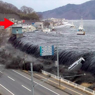 Những hiện tượng tự nhiên ngầm báo hiệu chuẩn xác thảm họa sắp xảy ra ai cũng nên dè chừng