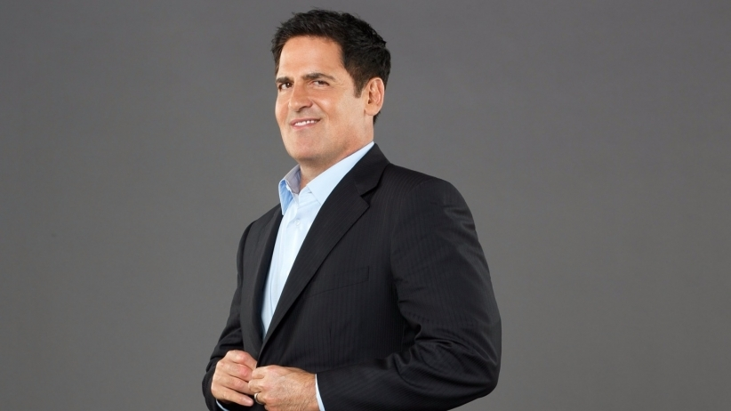 Bestie Mark Cuban