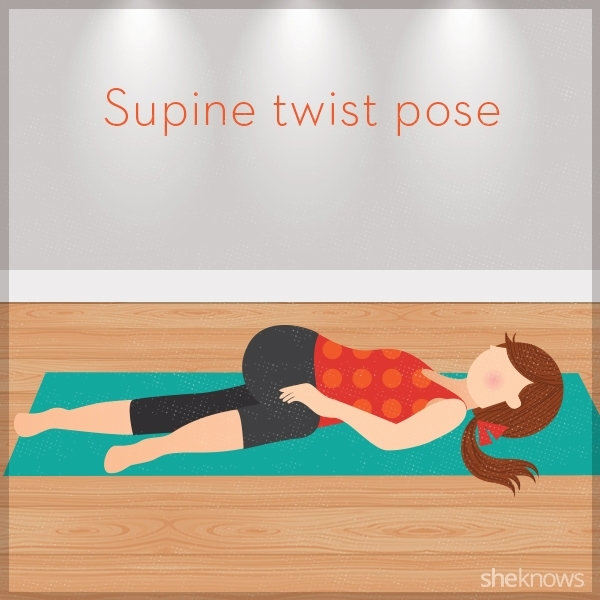 Bestie supine twist
