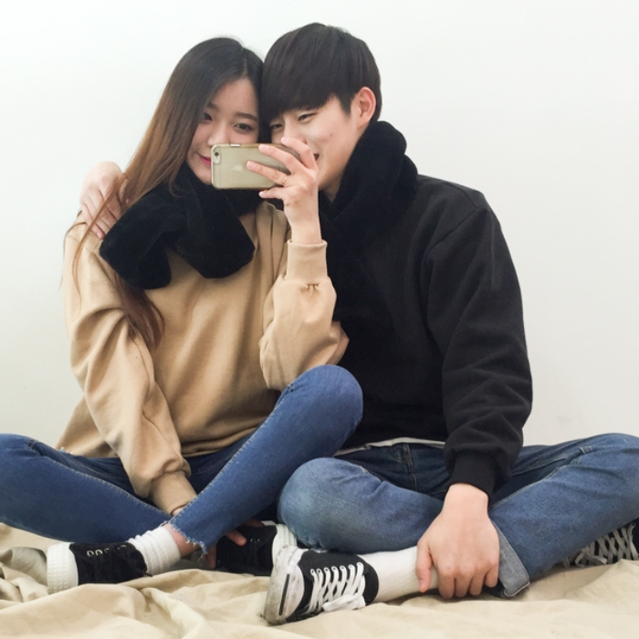 Bestie-couple-ulzzang