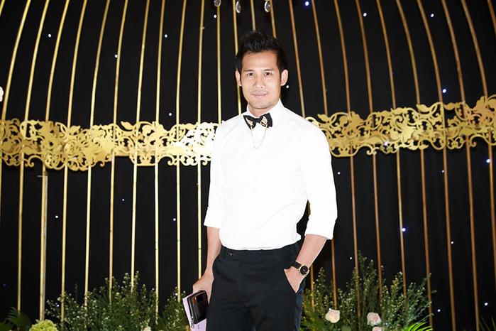 Dàn sao Việt xúng xính dự tiệc cưới diễn viên Gạo nếp gạo tẻ