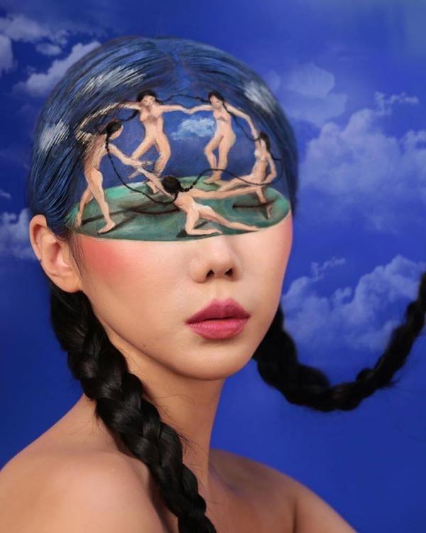 Nghệ sĩ trang điểm Dain Yoon - Thánh make up bất chấp mọi giới hạn
